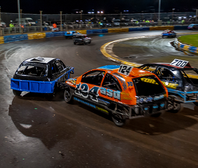 1300 Stock Cars Scottish Challenge