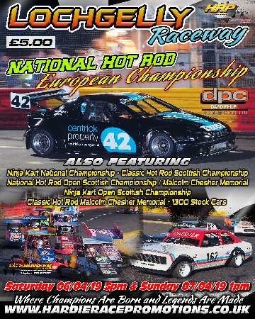 Get a copy of the 2019 National Hot Rod European Championship weekend souvenir race programme.